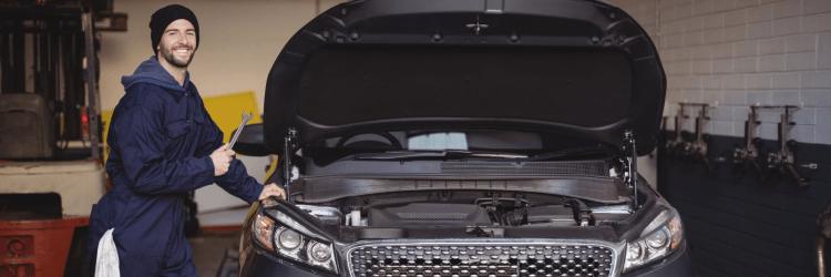 reparar vehiculo
